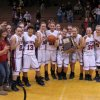 Lady Trojans win 2011 Sectional